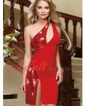 Klubové šaty Evelyn