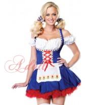 Kostým bavorská šenkýřka