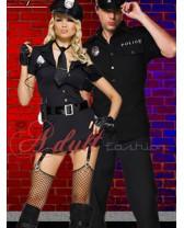 Kostým sexy policistka Rebecca