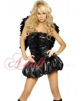Sexy kostým Černý Anděl - Black Angel