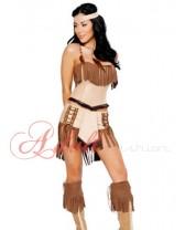 Sexy kostým indiánka