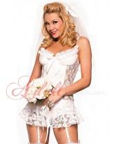Sexy kostým nevěsta