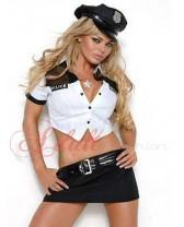 Kostým sexy policistka Debbie