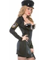 Kostým AF policistka Paola