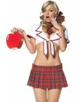 Kostým školní uniforma AF CAROLINE